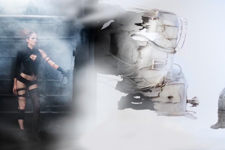 Comédiens : Leïa Chamarthieu & Cédric Thisse Design & scénographie : Astrid De Geuser Coiffeur : Greg Mastrostefano Maquilleuse : Clémentine Aubin Stylisme : Astrid de Geuser